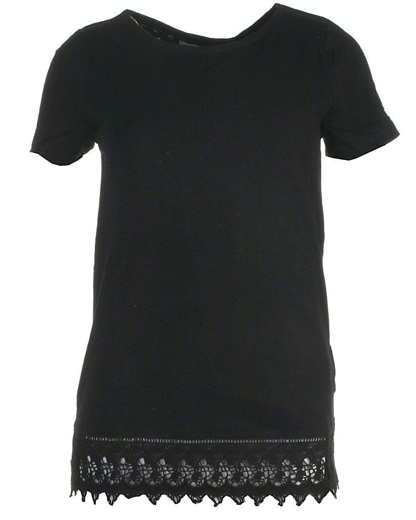 Image of Add to Bag t-shirt s/s, sort