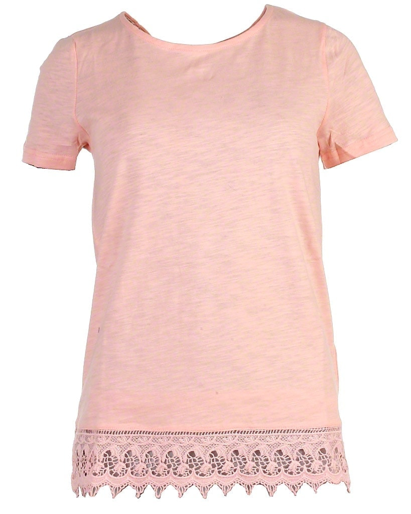 Image of Add to Bag t-shirt s/s, rosa