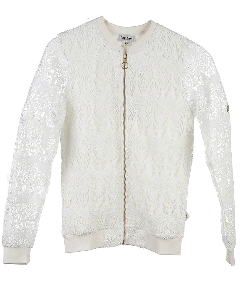 593d4c3b Cost:bart blonde cardigan, råhvid, Kit