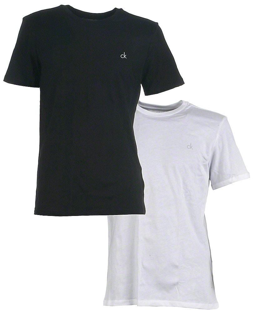 calvin klein t shirt hvid