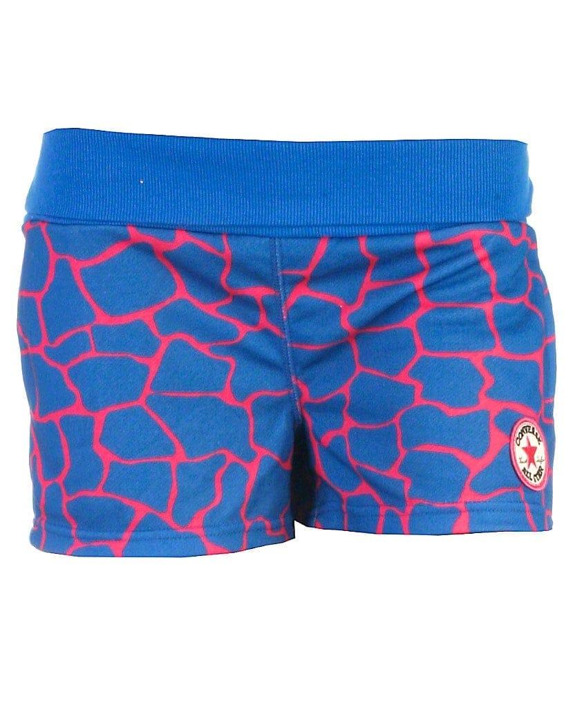 Converse shorts, blå, Giraf