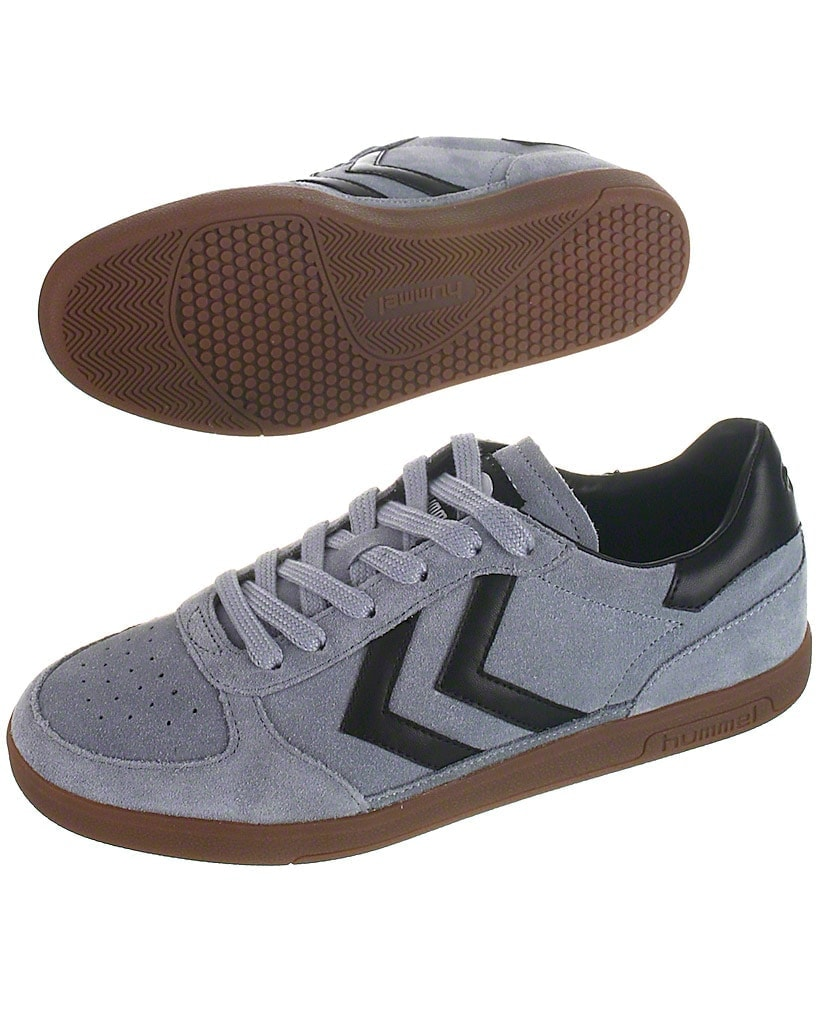 Hummel Sneakers, Grå, Victory