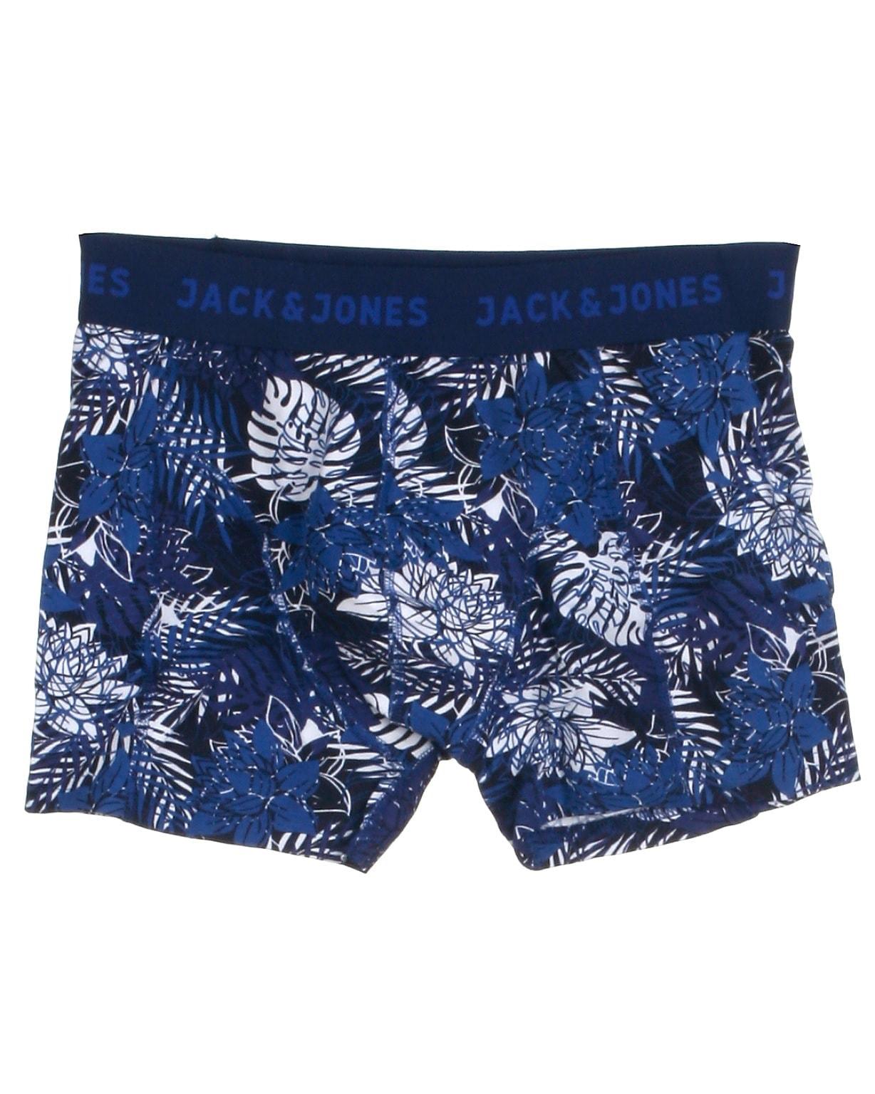 Image of Jack & Jones tights, blå, Craft