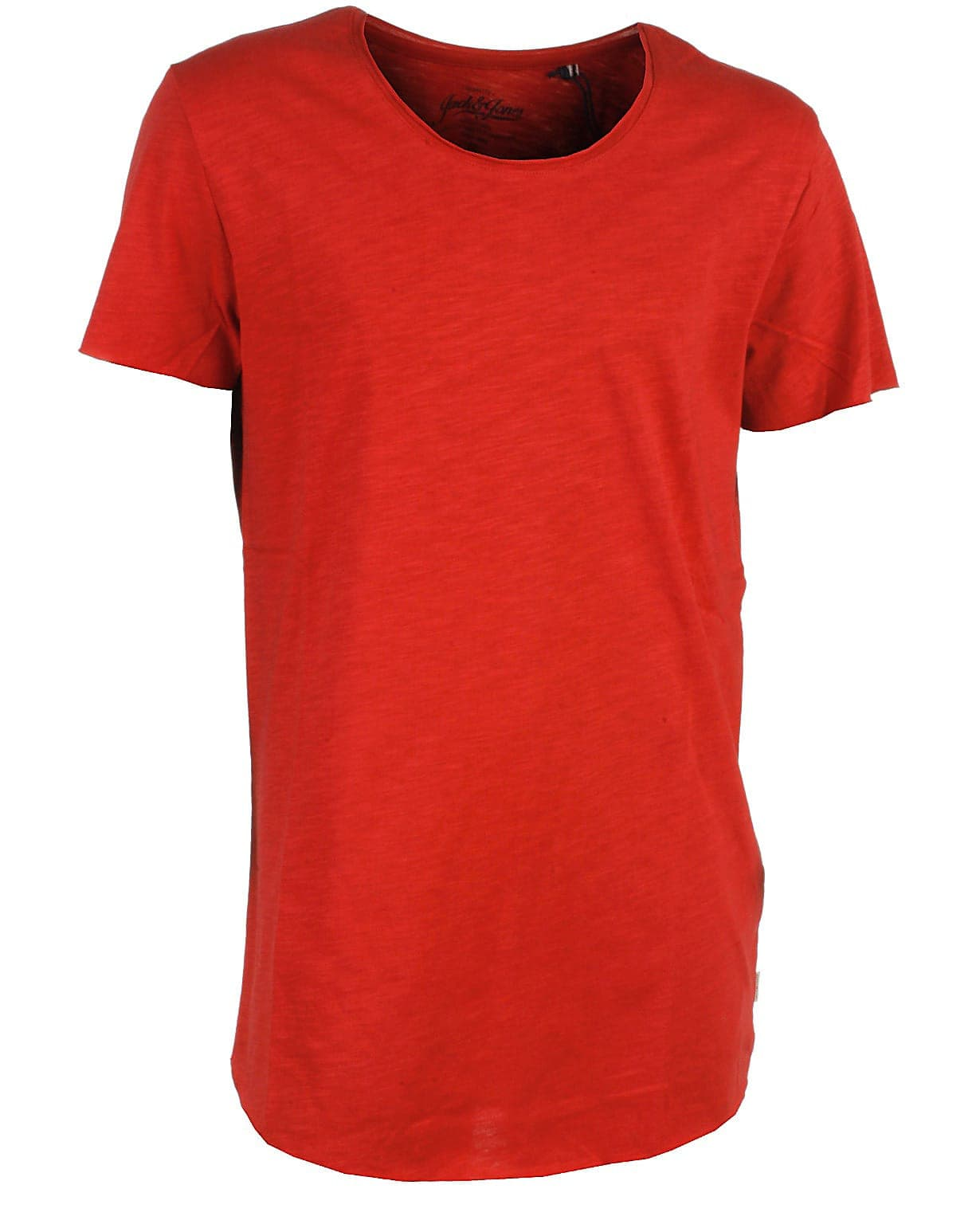 Image of Jack & Jones t-shirt s/s, rød, Bas