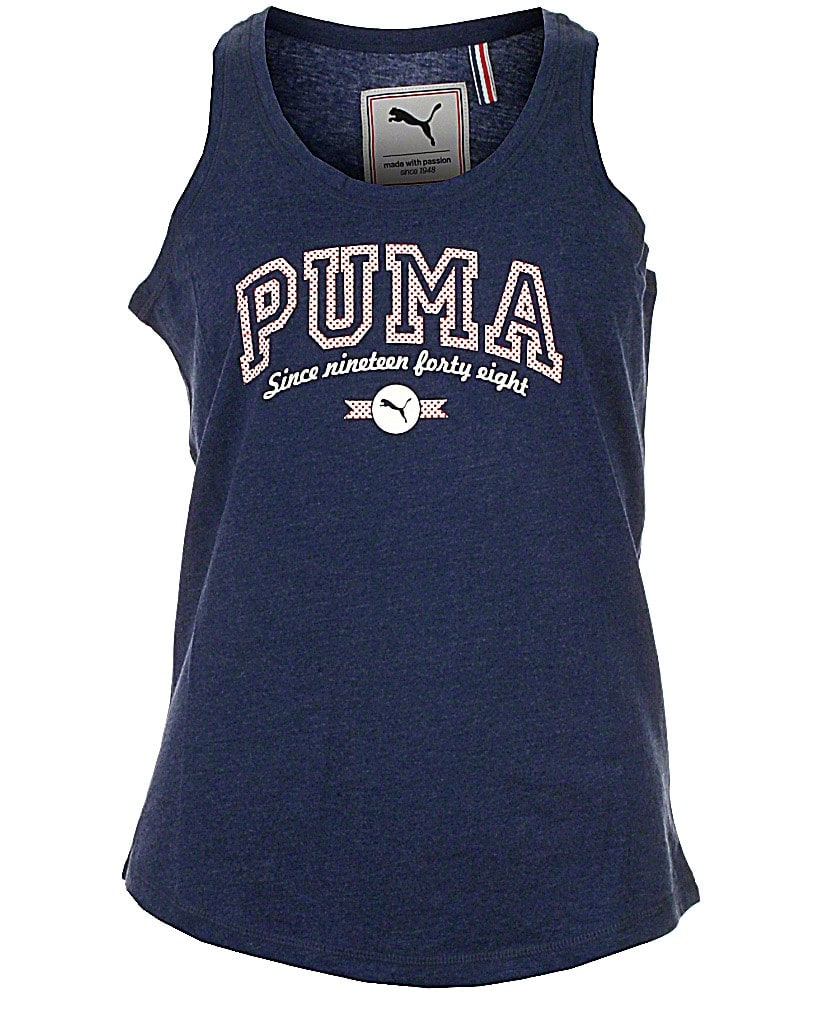 Puma Tanktop, Navy, Athletic