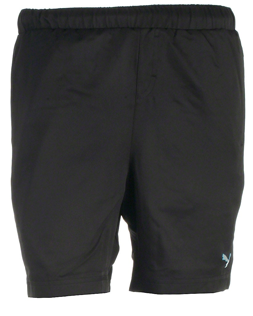 Puma poly shorts, sort, Rapid