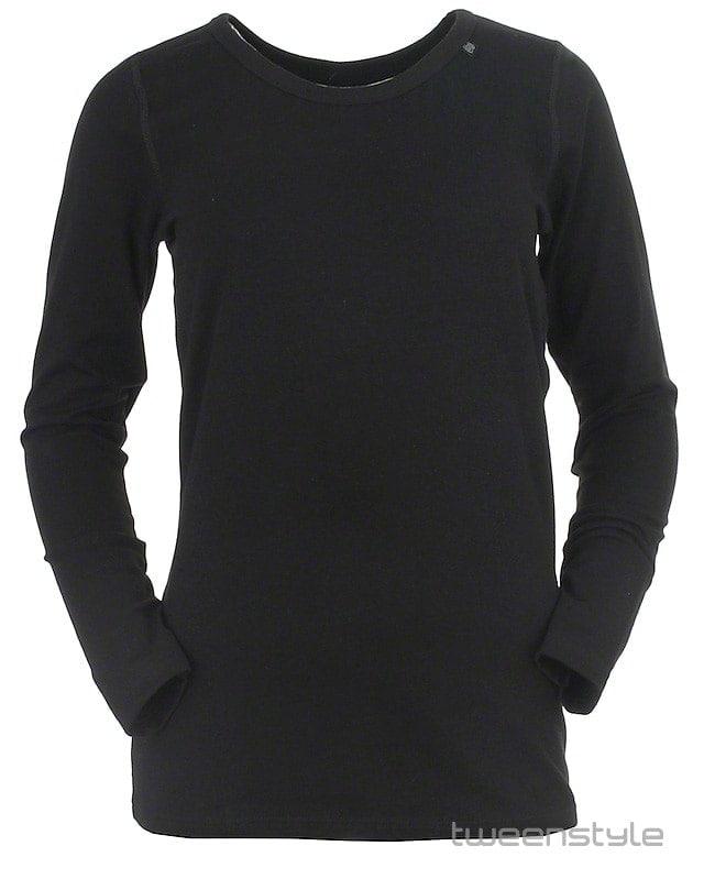 Image of Say-so t-shirt l/s, sort
