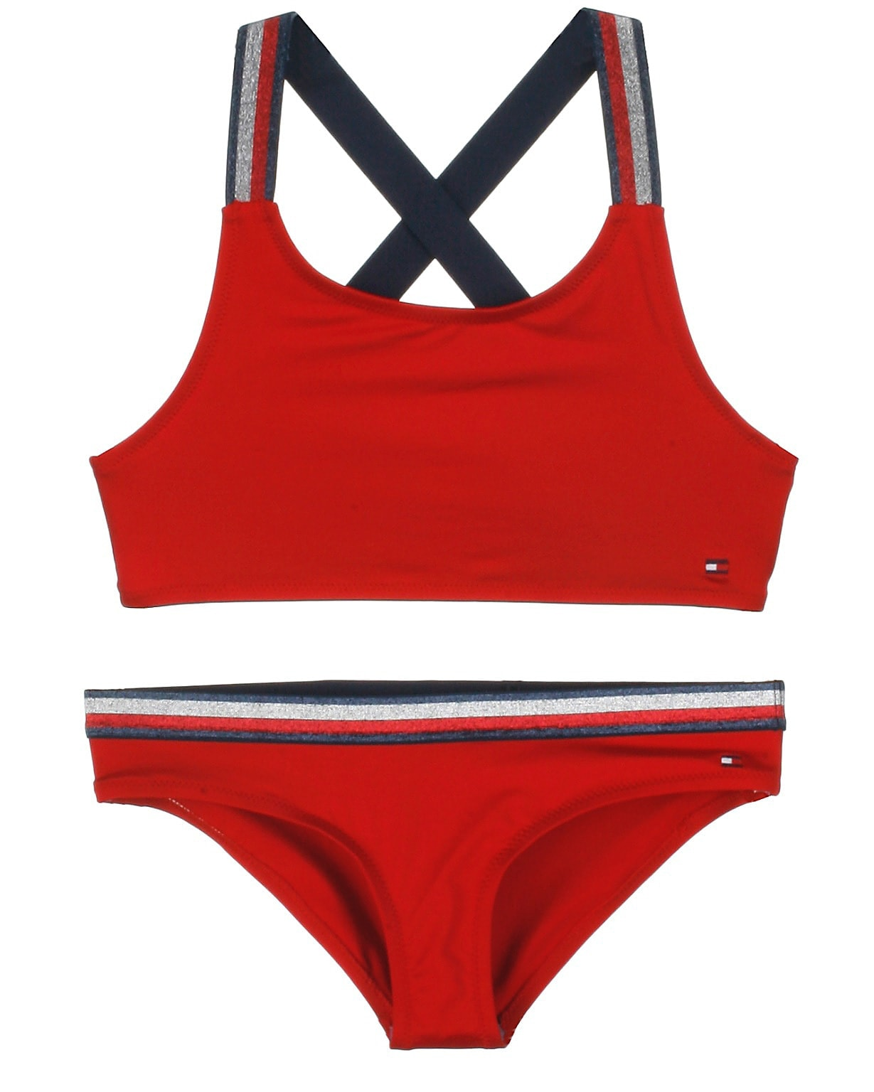 beaea3604 Tommy Hilfiger bikini, rød