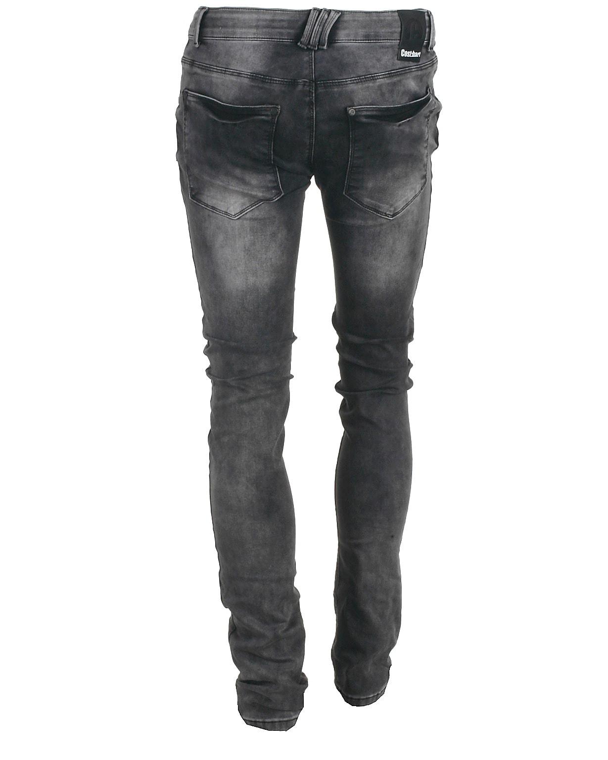 f6b0baae48e Cost:bart jeans, grå, Bowie