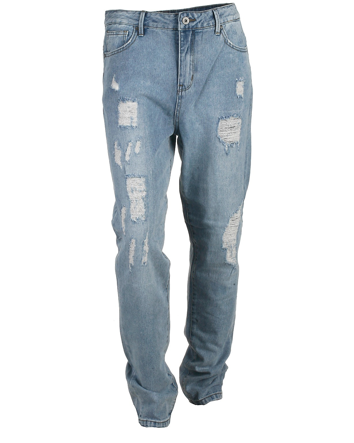 Image of Grunt jeans, winter blue, Carrot