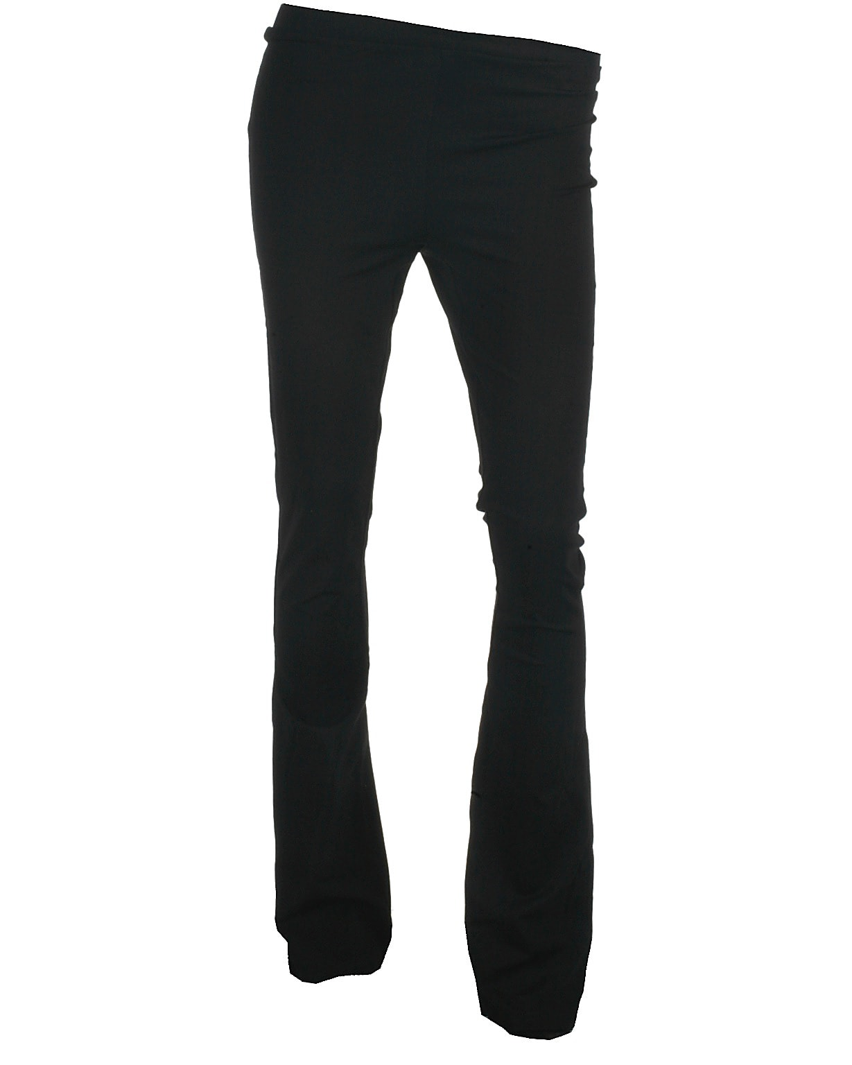 Image of LMTD bootcut pant, sort, Donna