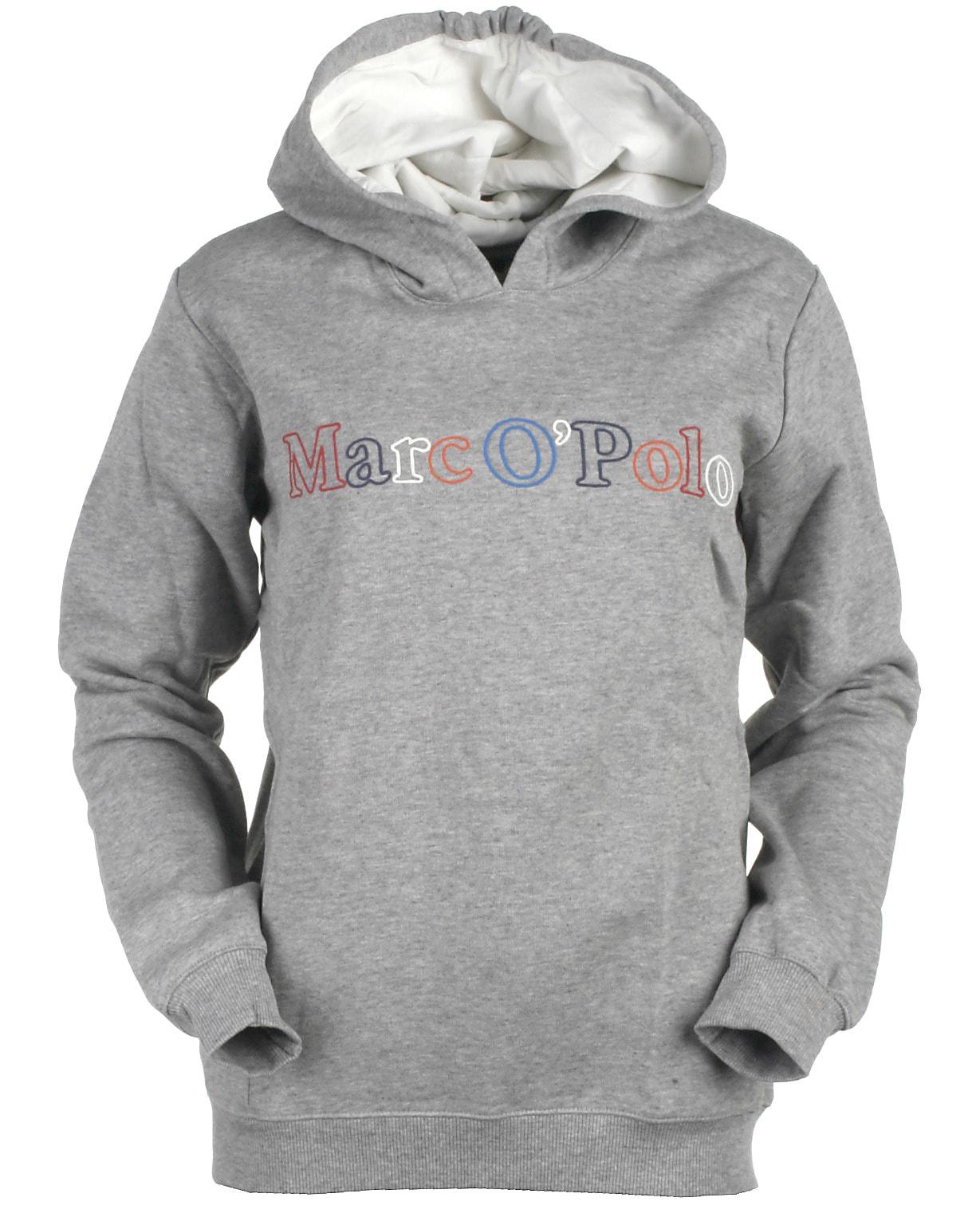 Image of Marc O'Polo hood sweat, grå