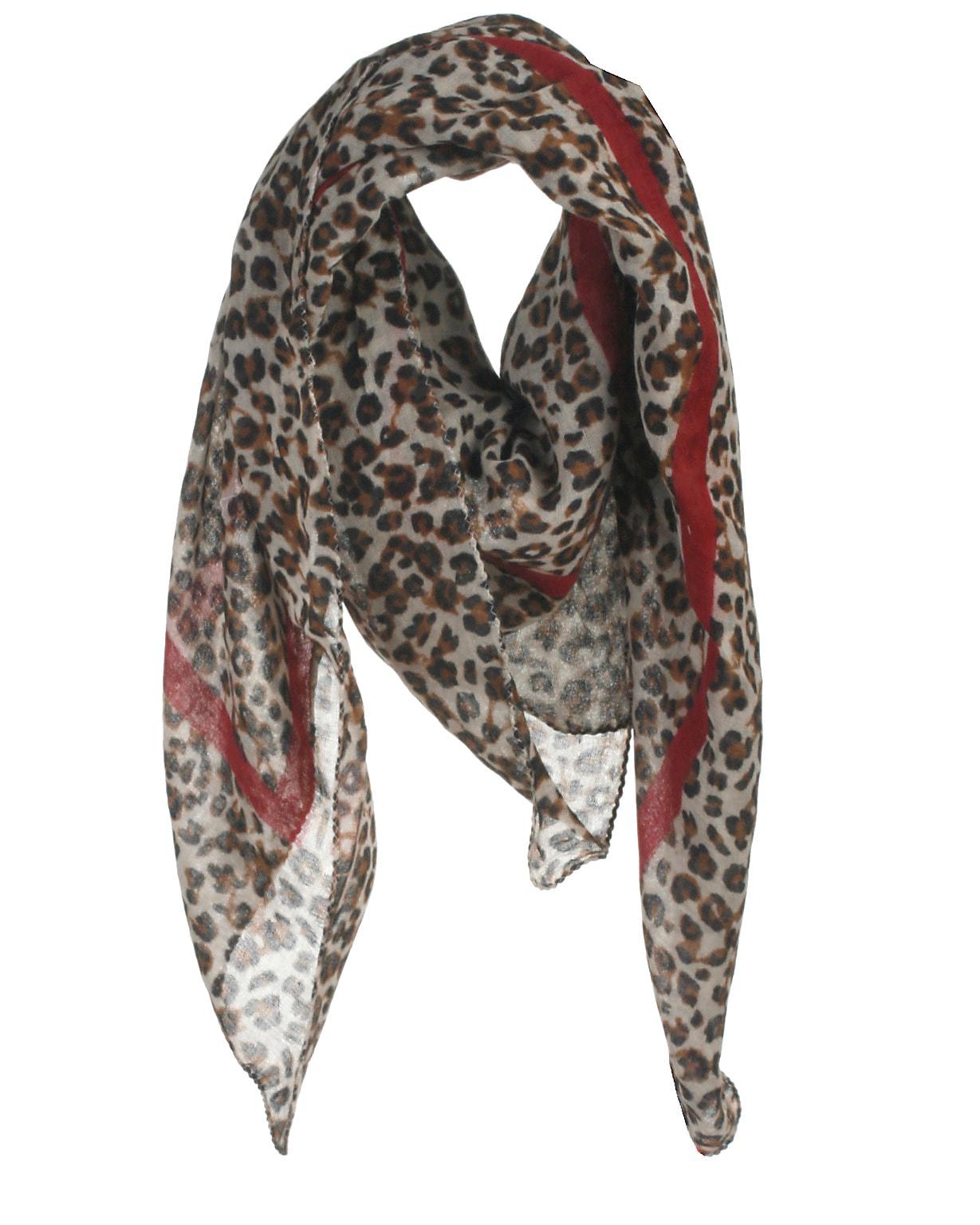4a7ed26ef71 Petit By Sofie Schnoor tørklæde, leopard