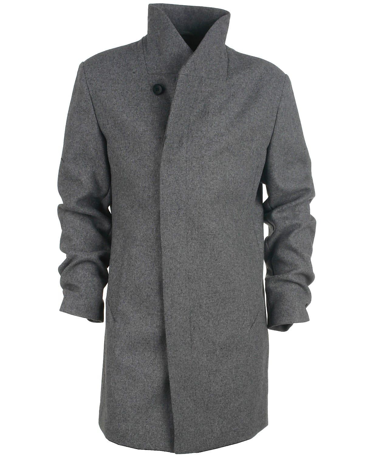 Image of Jack & Jones uld jakke, grå, Gotham