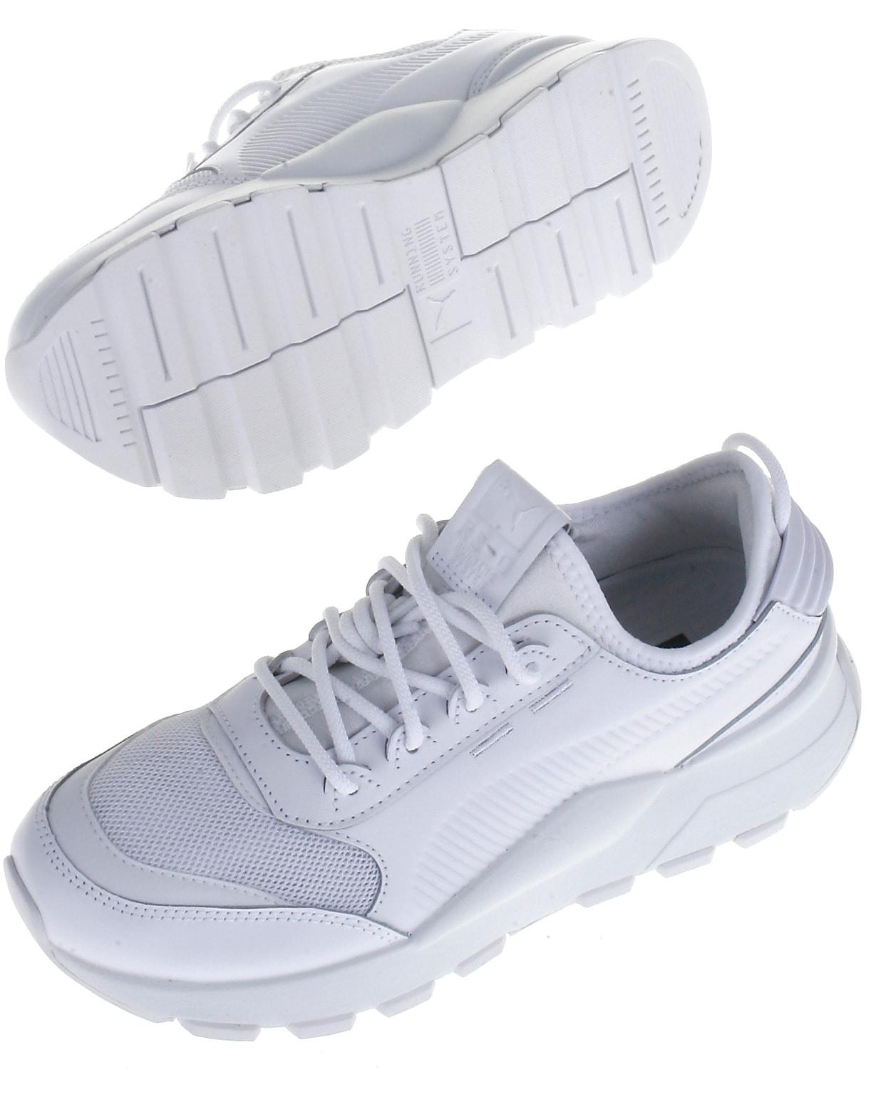 Puma sneakers, hvid