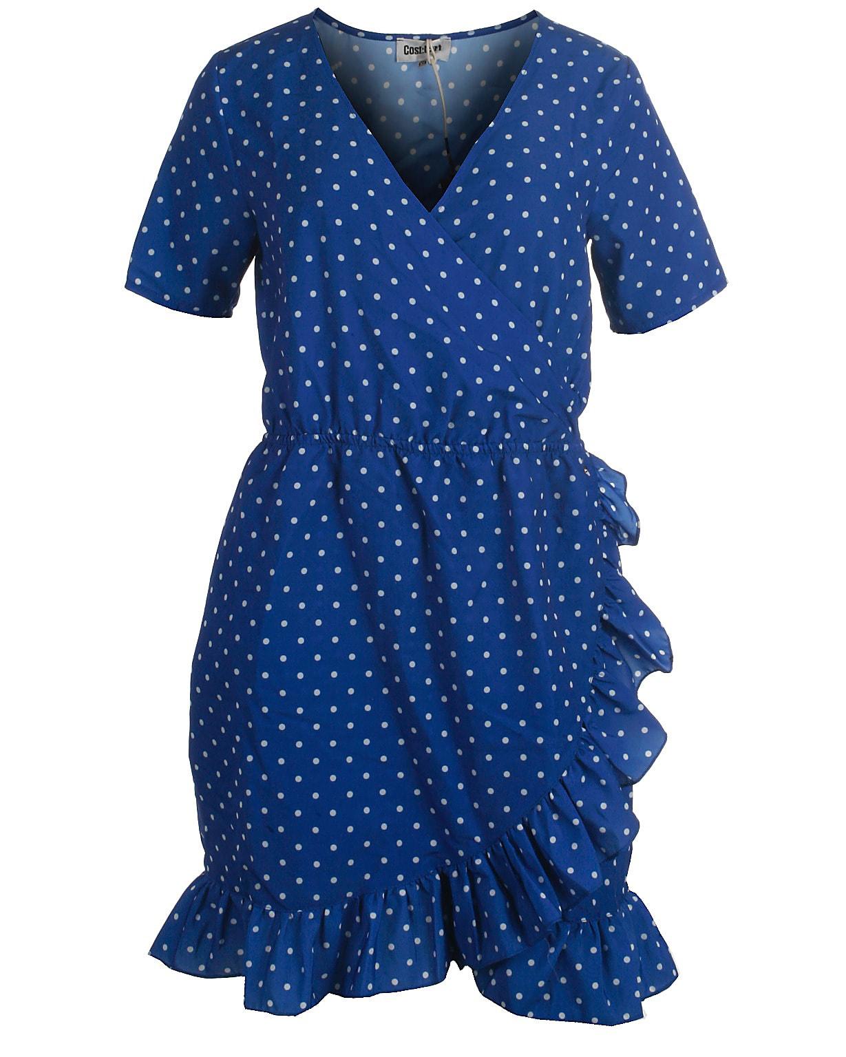 dc57c1a70 Cost:bart kjole, Faith, blå