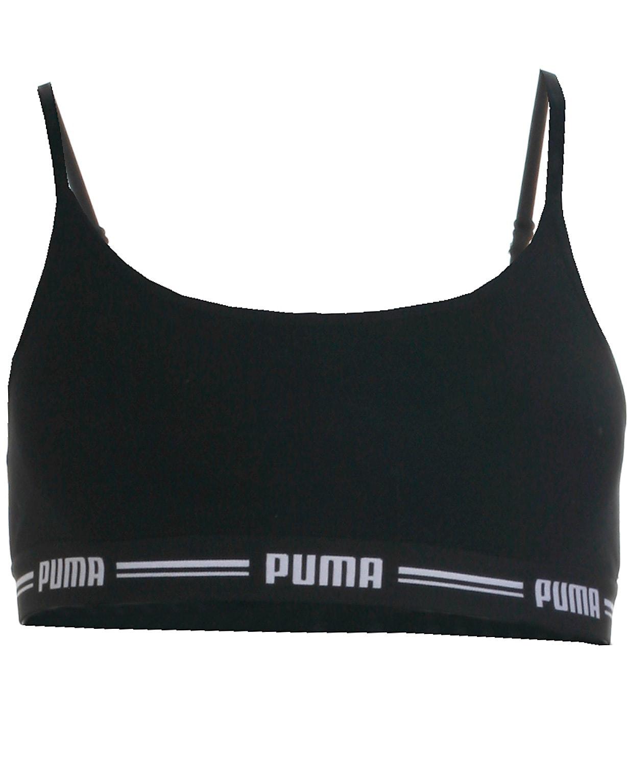 Image of Puma bralette, Casual, sort