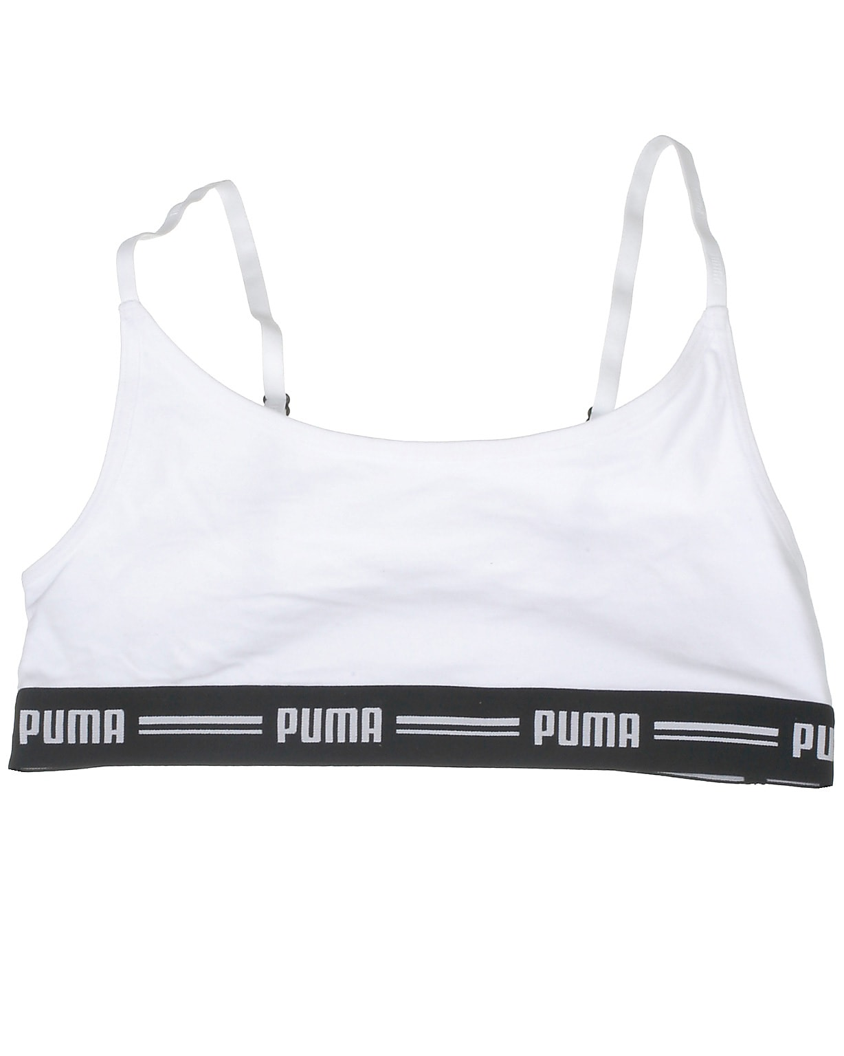 Image of Puma bralette, Casual, hvid