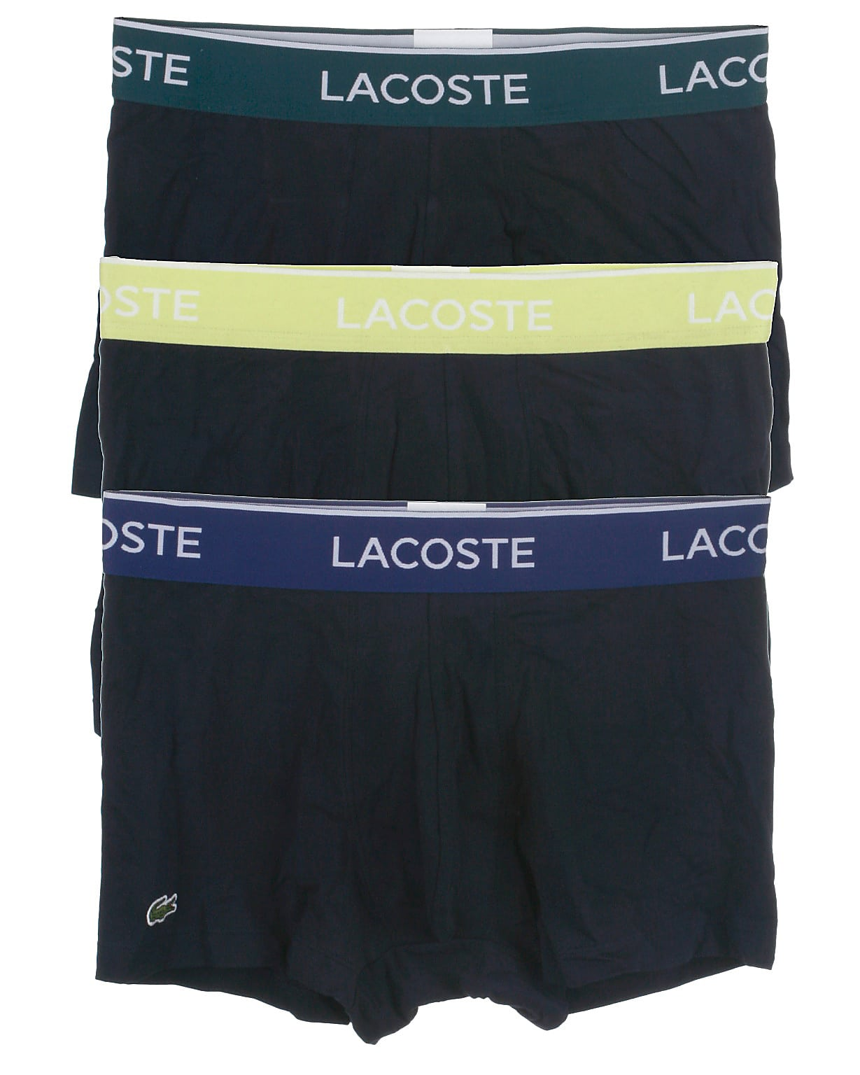 Image of Lacoste 3-pak tights, Casual, navy