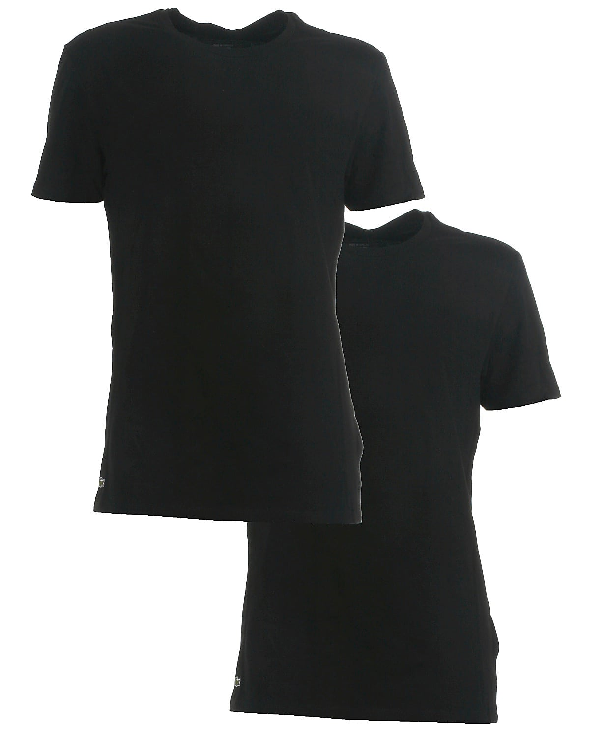 Image of Lacoste 2-pak t-shirt s/s, Casual, sort