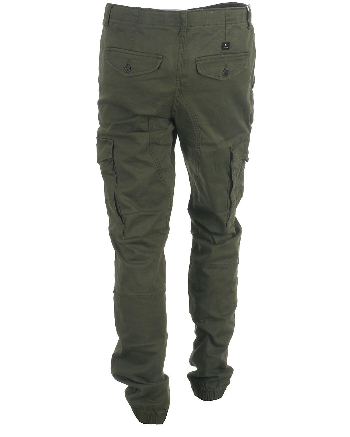Image of Jack & Jones JR cargo pants, Paul, army