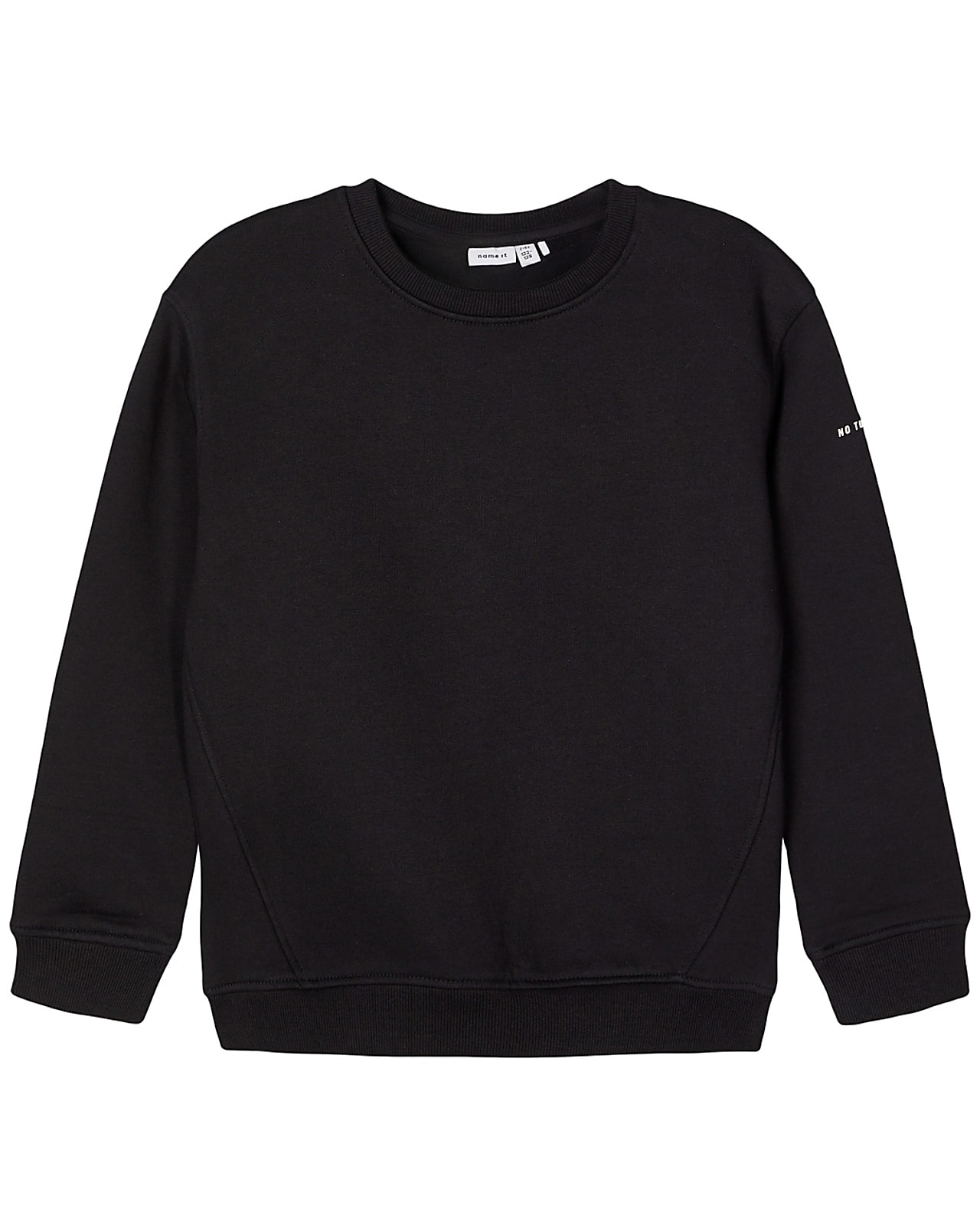 Name It sweatshirt, Osgas, black