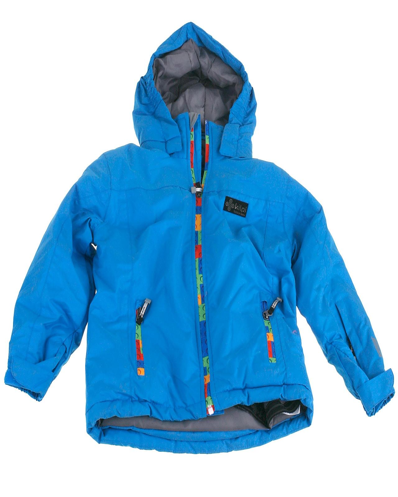 Kilpi skijakke, Ligas, blu