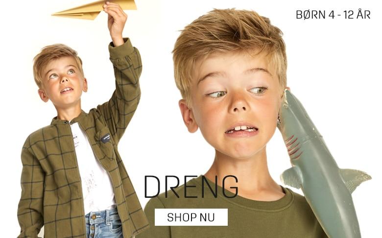 Køb tøj til børn - lækkert tøj til drenge fra str. 4 - 12 år - køb hos umame.dk