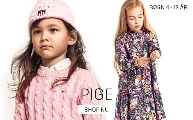 Tøj til piger - køb flot tøj til børn fra 4 - 12 år hos umeame