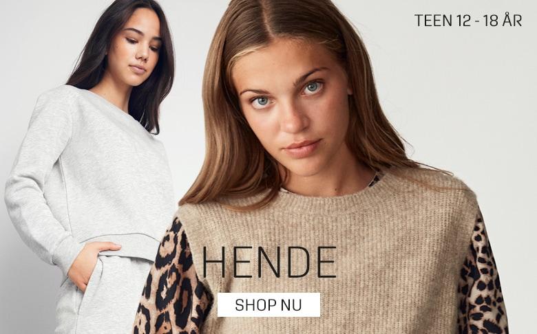 Tøj til teenagepiger - lækker tøj til piger 12 - 18 år - køb hos umame.dk