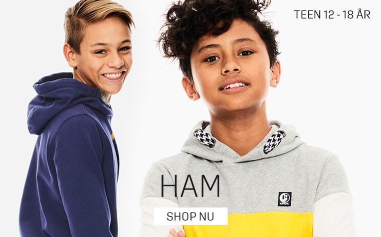 Tøj til teenagedrenge - lækker tøj til drenge 12 - 18 år - køb hos umame.dk
