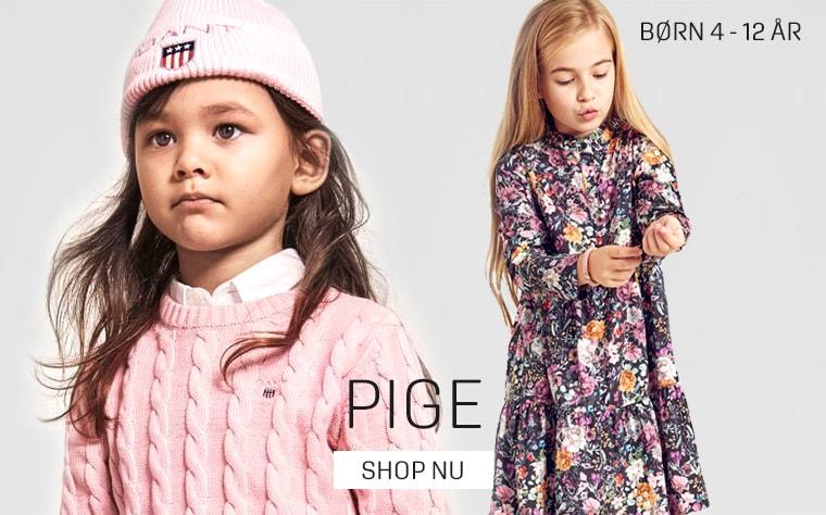 Tøj til piger - køb flot tøj til børn fra 4 - 12 år hos umame.dk
