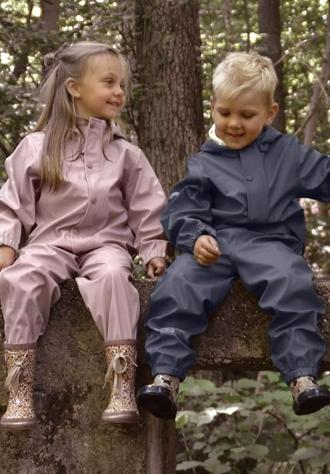 Mikkline regntøj til børn - stort udvalg af regntøj til piger og drenge på umame.dk