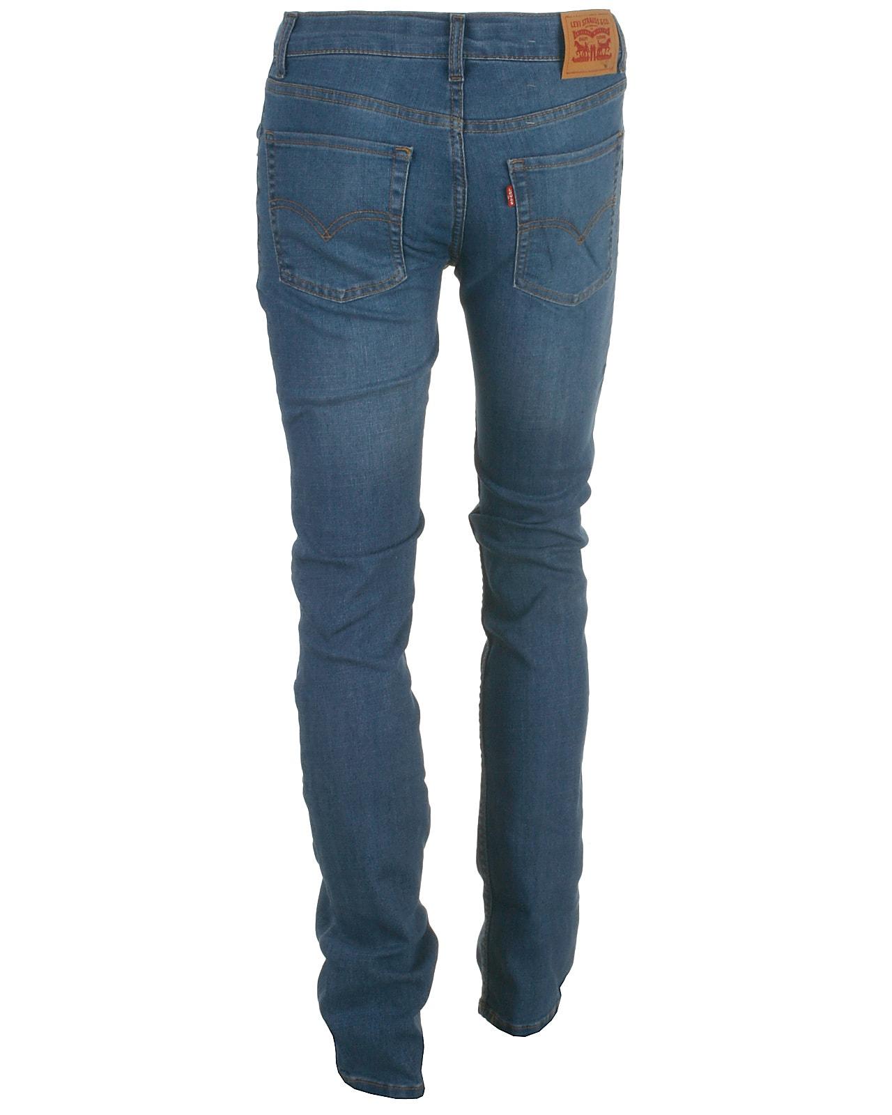 Image of Levis 510 jeans, Jean, lowdown