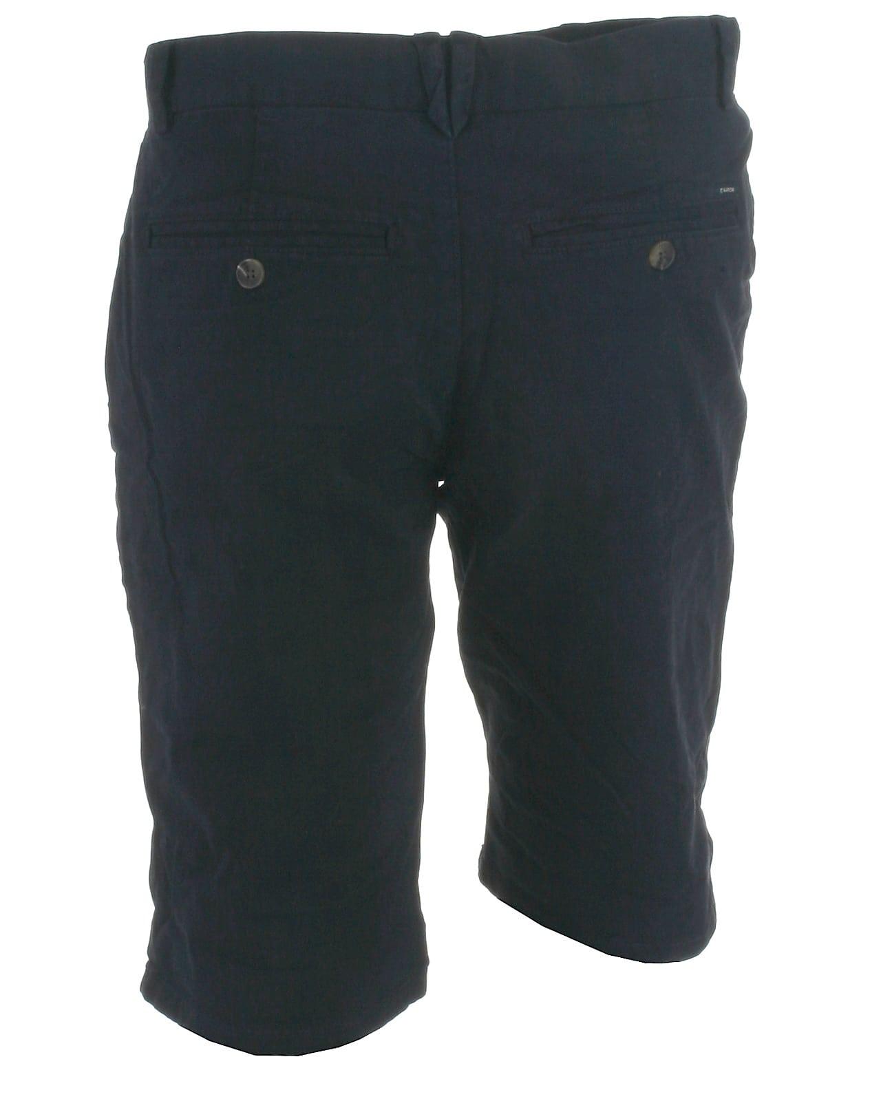 Image of Garcia chino shorts, darkmoon