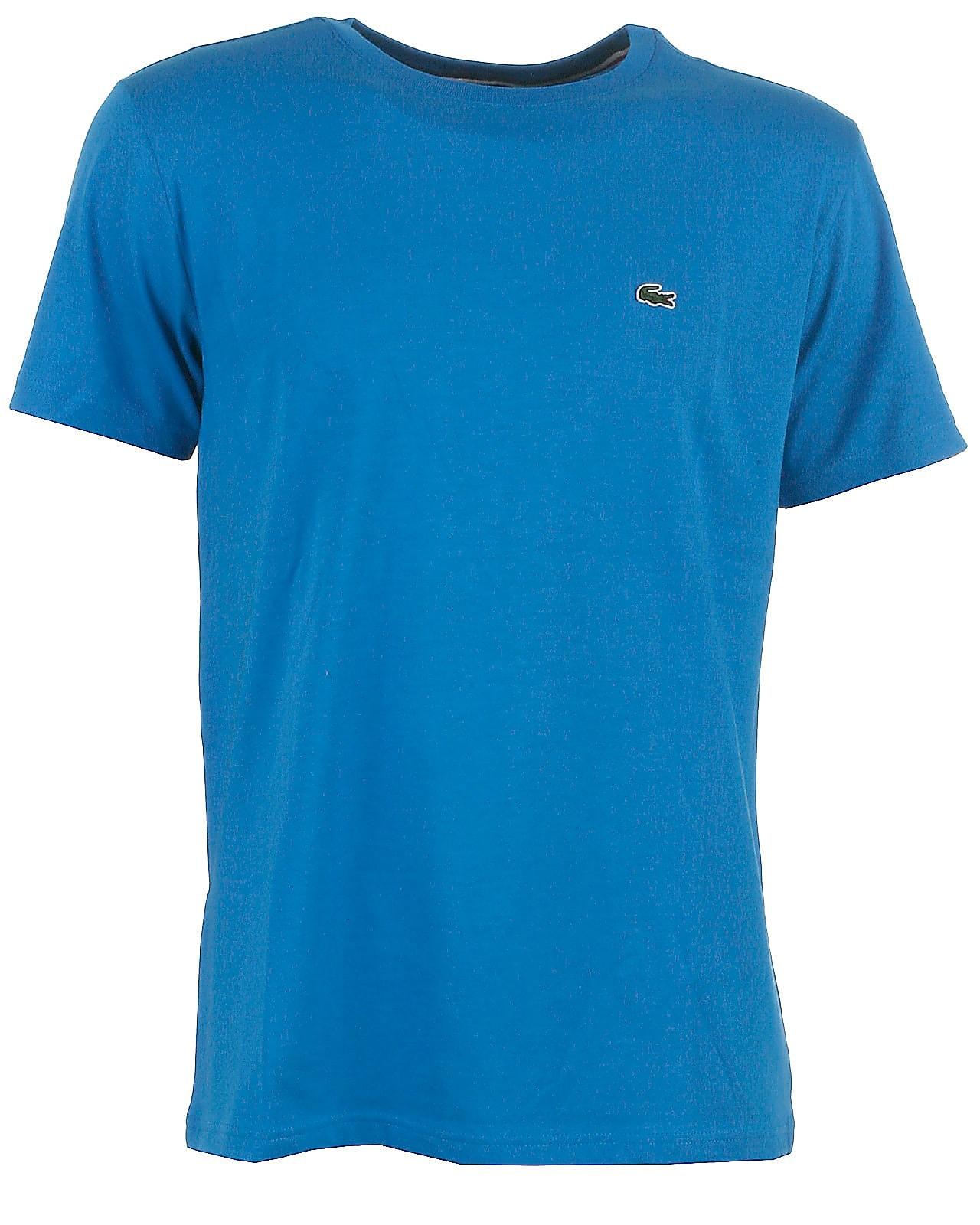 Lacoste t-shirt s/s, blue