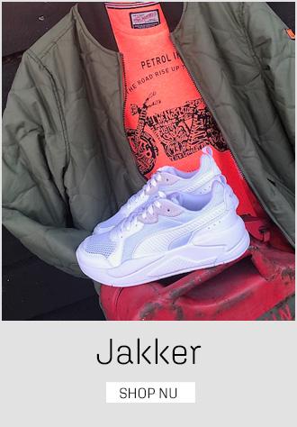 Jakker til teenagedrenge på umame.dk - fedt udvalg til unge - sneakers, t-shirts og jakker