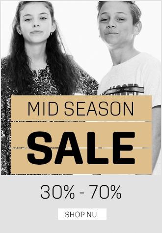 Midseason sale på umame.dk - spar 30-70% på tøj til teens