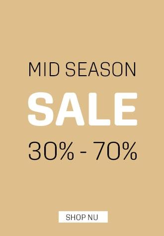 Mid Season sale hos umame.dk - spar 30% - 70% på teenagetøj, børnetøj og tøj til kvinder og mænd
