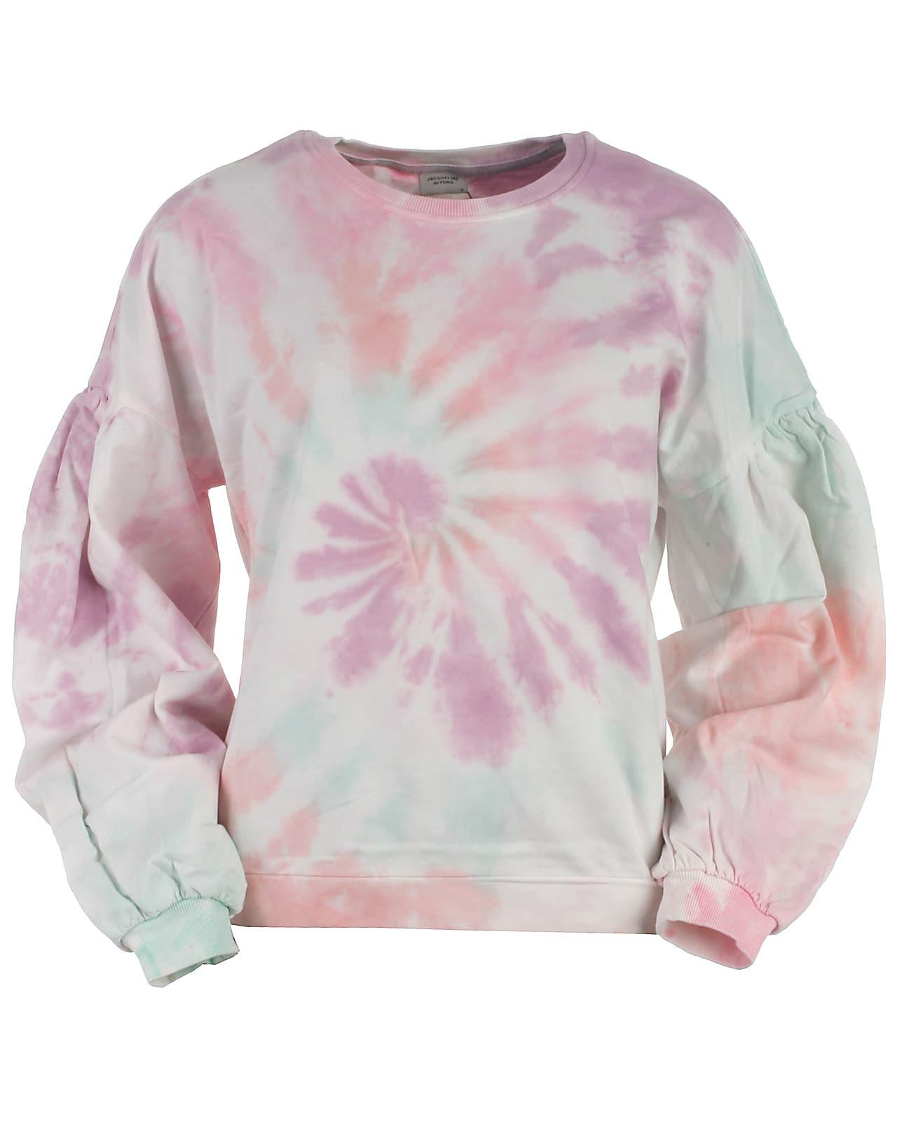 Jacqueline de Yong sweatshirt, Candy, clouddancerspiral