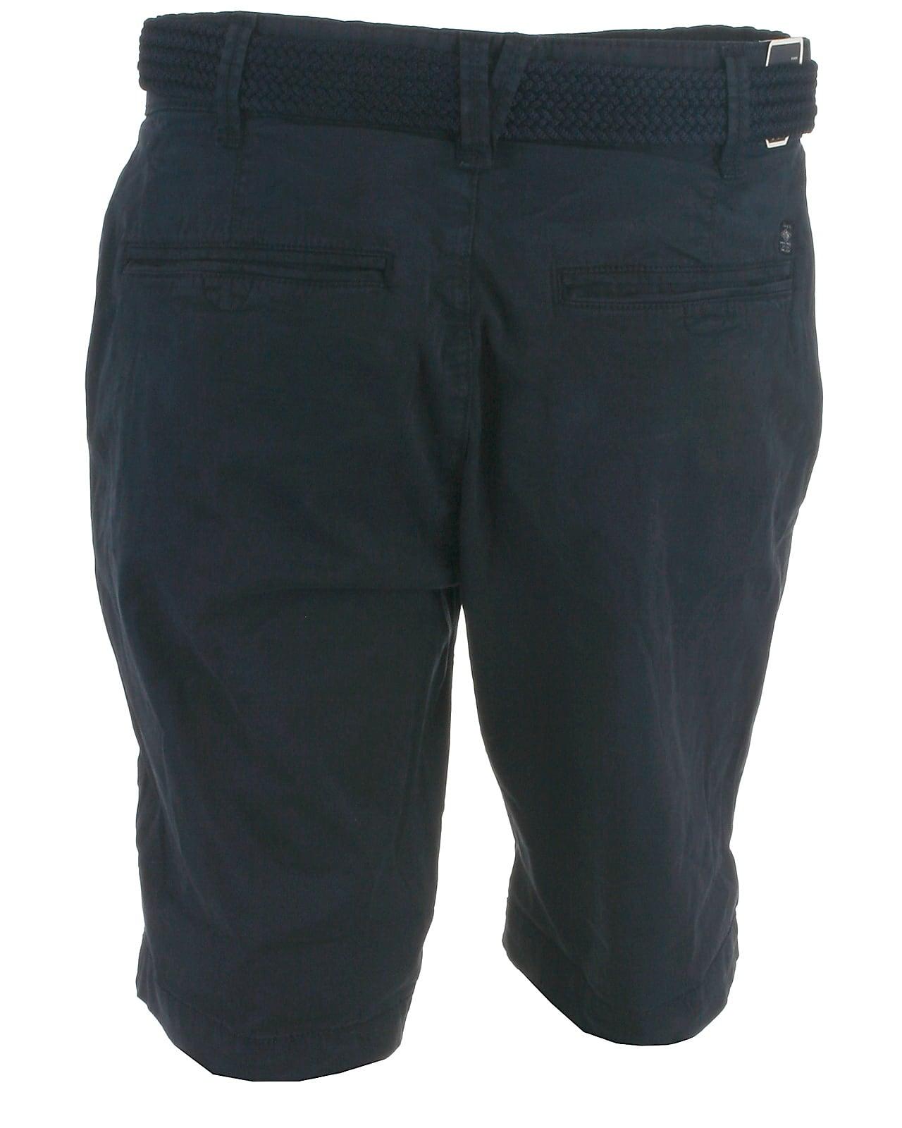 Image of Petrol chino shorts, darknavy