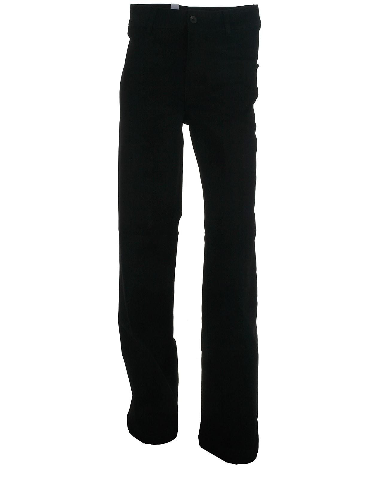 Image of Grunt wide pant, Wise, black