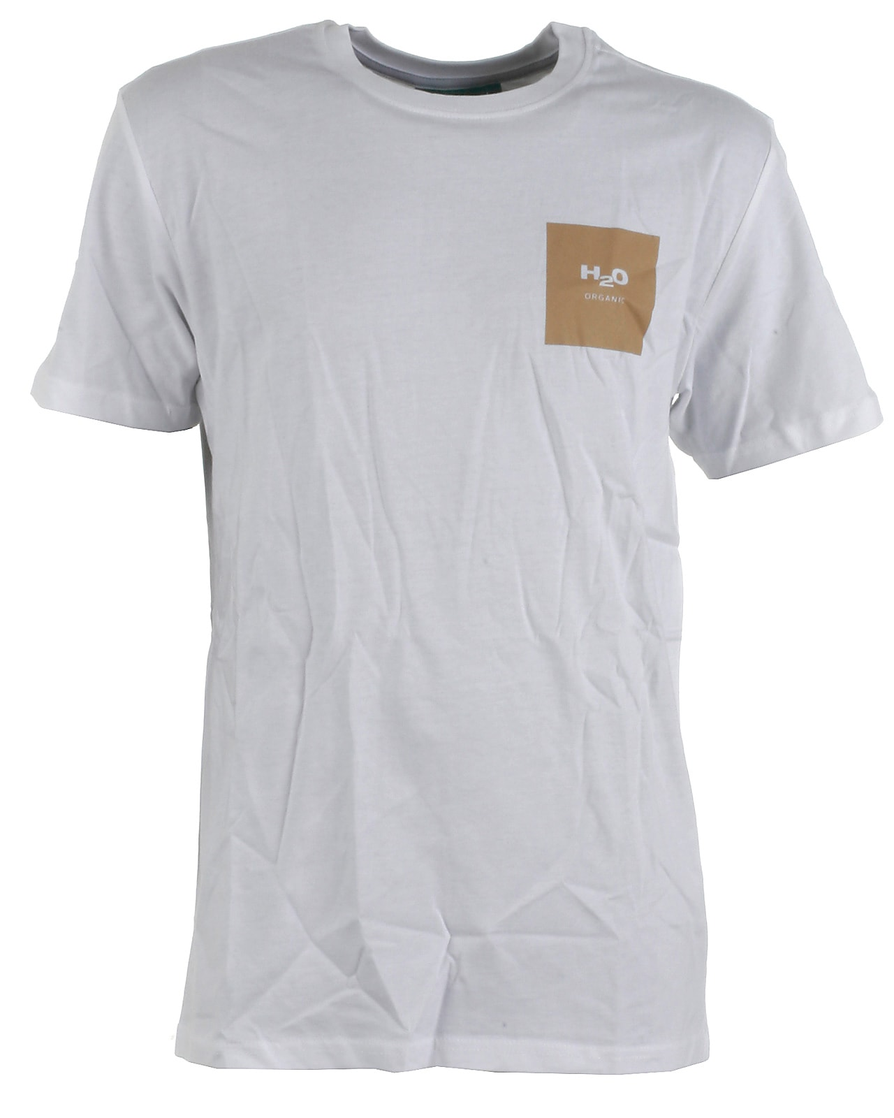 Image of H2O t-shirt s/s, Lyø, whitesand