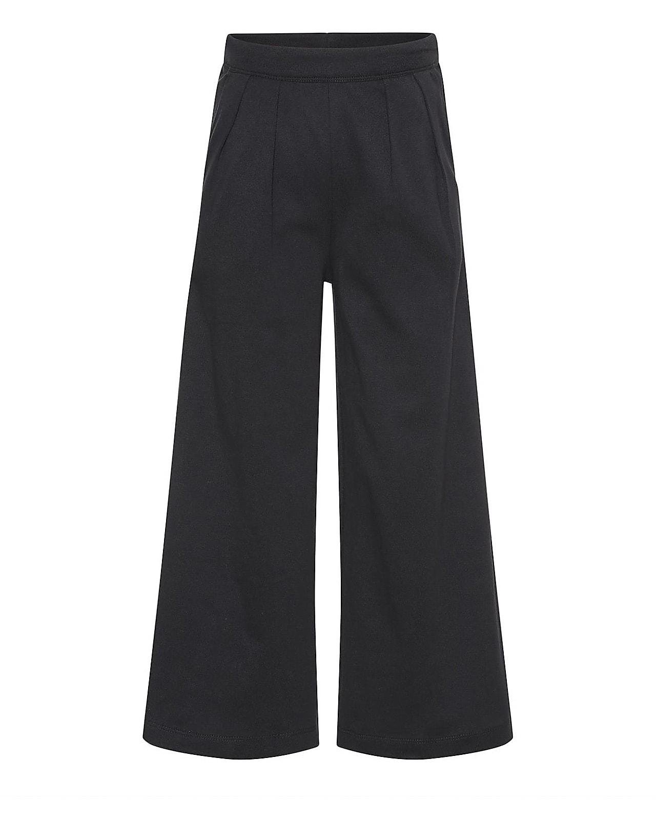 Image of Molo wide pant, Ana, black