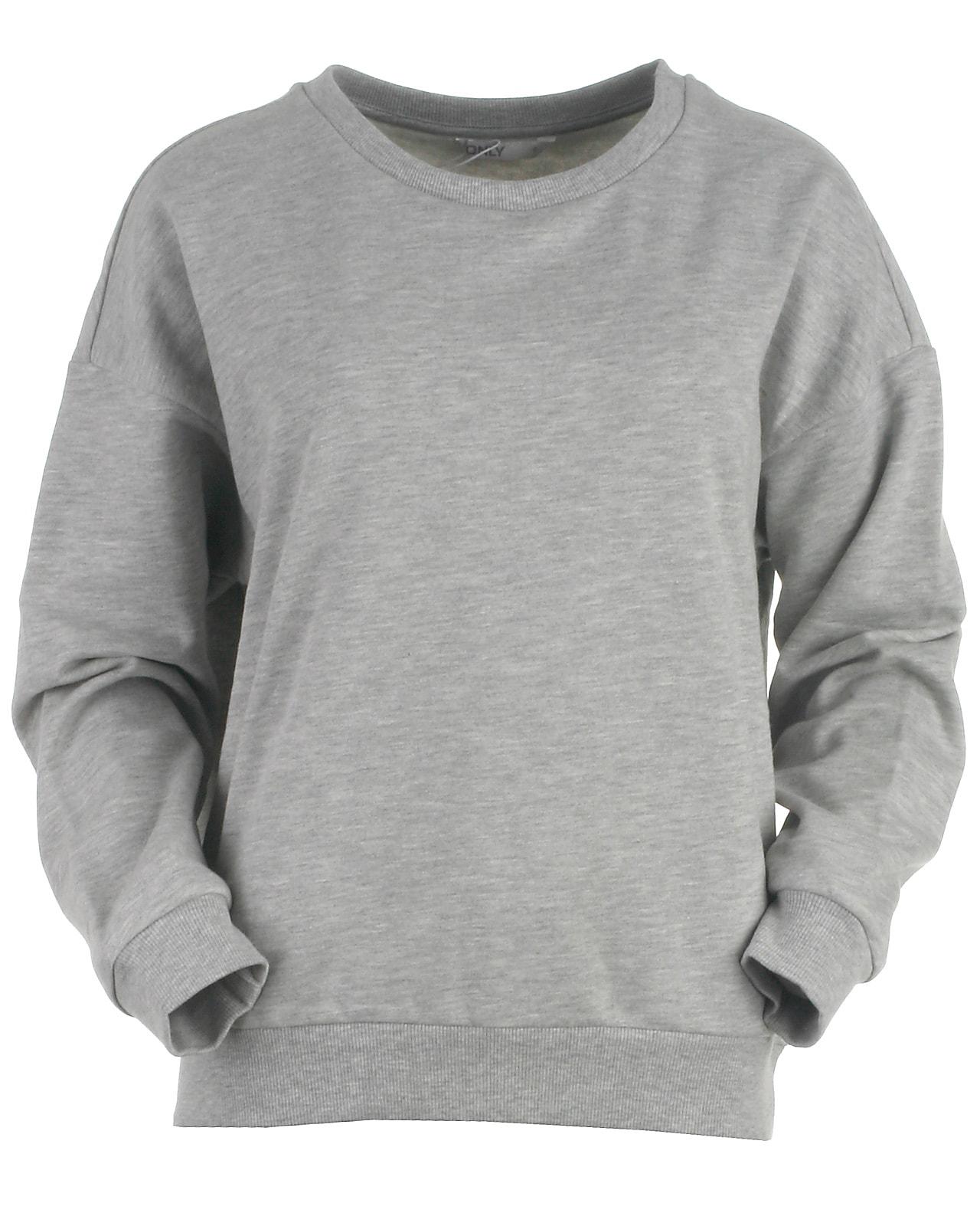 Only sweatshirt, Dreamer, lightgrey