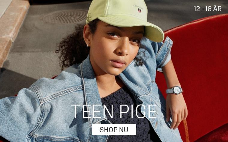 Tøj til teenagepiger 12 - 18 år - køb til til teen piger på umame.dk