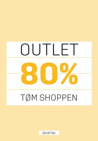 Outlet 80% hos umame.dk - tøm butikken nu