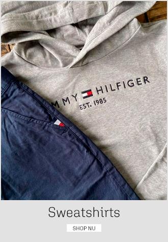 Tommy Hilfiger sweatshirts - alt i sweatshirts til teenagere, børn og voksen - umame.dk