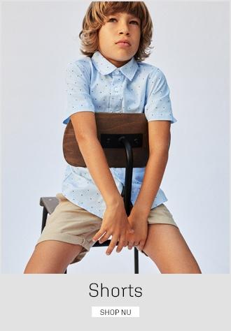 Shorts til børn - køb shorts til piger og drenge i alderen 4 - 12 år hos umame.dk