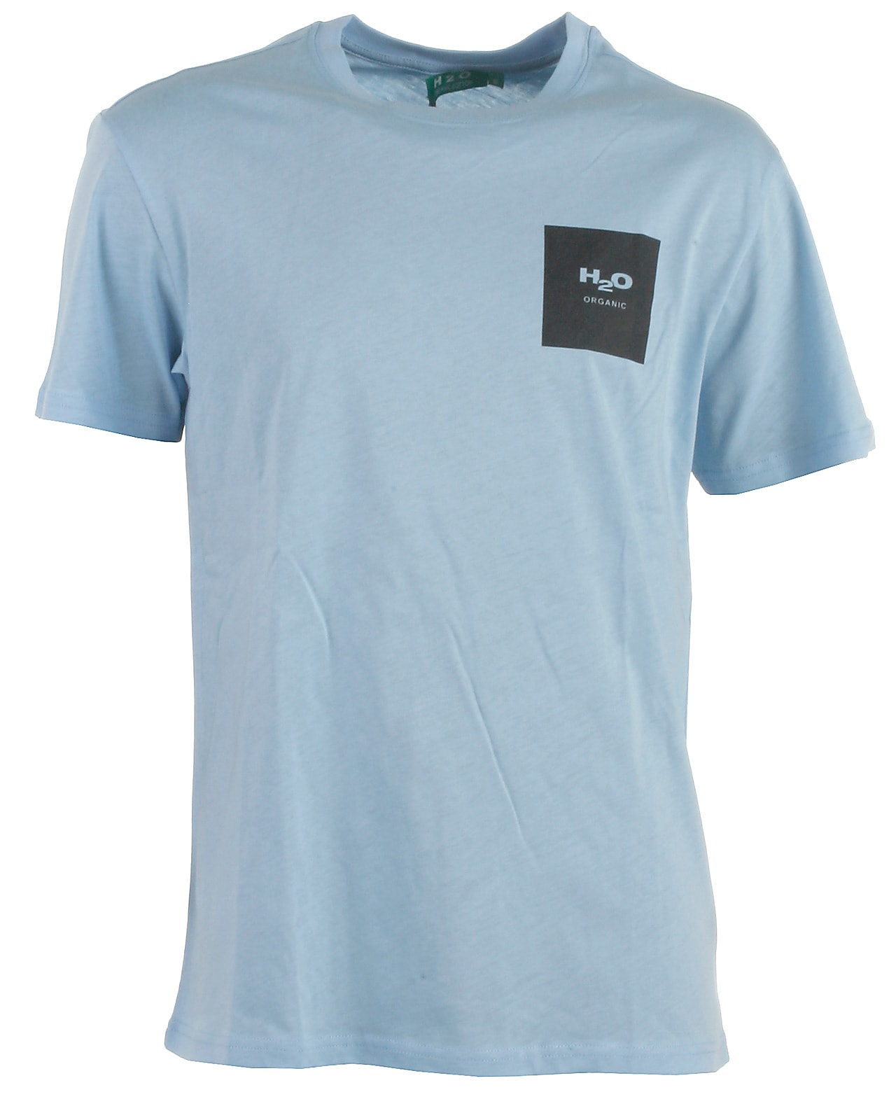 Image of H2O t-shirt s/s, Lyø, babyblue